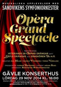 20141129 Gävle Grand Spec. affisch